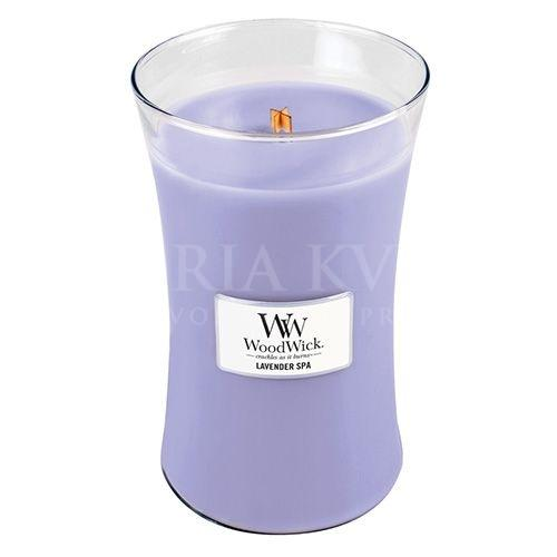 Candle Woodwick® Large Jar Lavender Spa