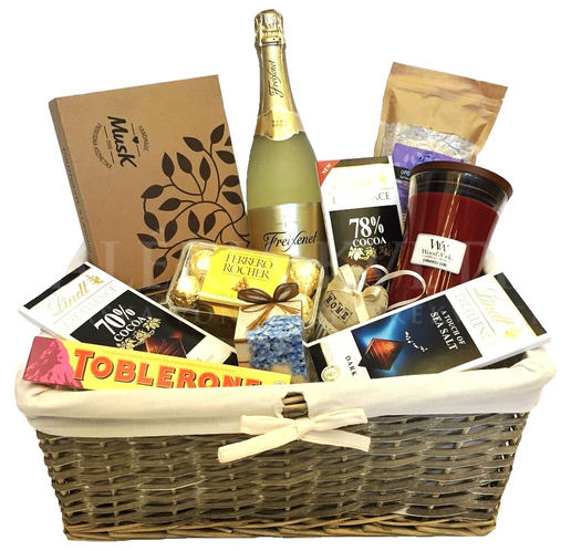 Gift Basket Gold