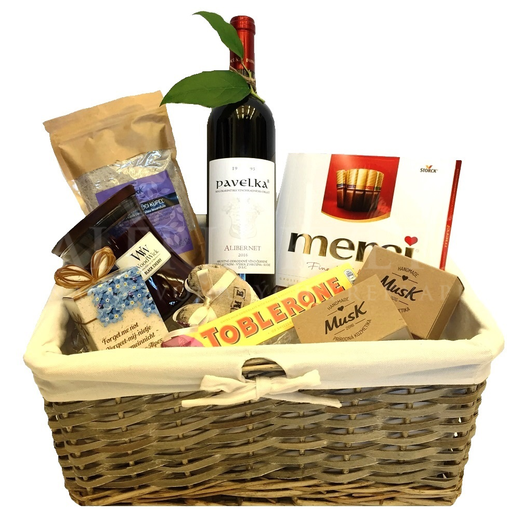 Gift Basket Bronze