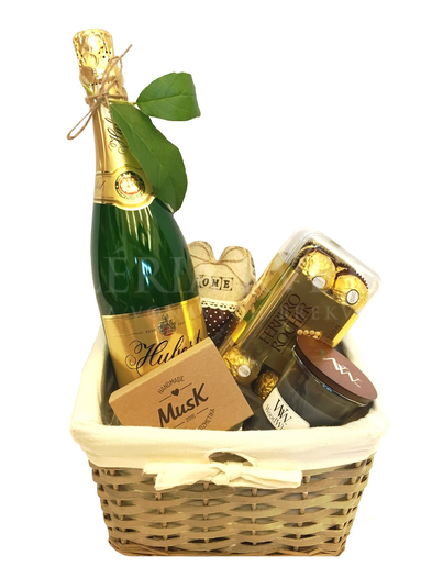 Gift Basket Good Life