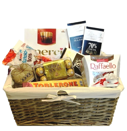 Gift Basket Sweet Life