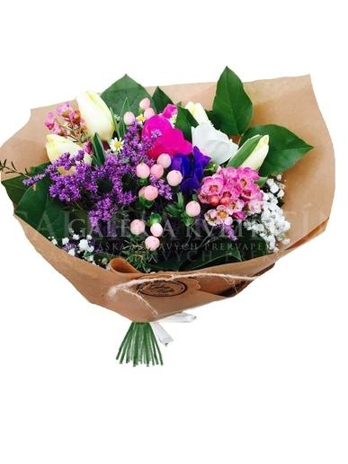 Bouquet Lovely Woman