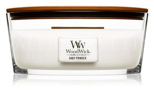 Candle Woodwick® Hearthwick Baby Powder