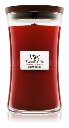 Candle Woodwick® Large Jar Cinnamon Chai