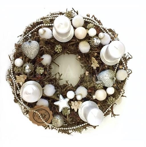 Advent wreath Severka