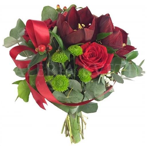Bouquet Magic Winter