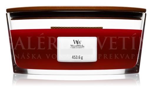 Candle Woodwick® Hearthwick Black Cherry