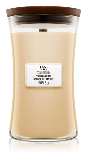 Candle Woodwick® Large Jar Vanilla Bean