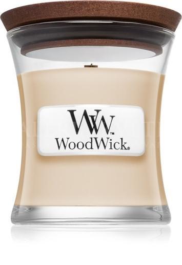Candle Woodwick® Small Jar Vanilla Sea Salt