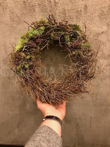 Wreath Natur