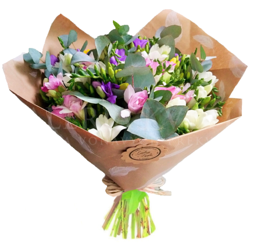 Bouquet Freesia Grand