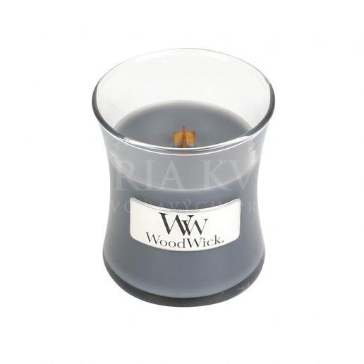 Candle Woodwick®  small jar Evening Onyx